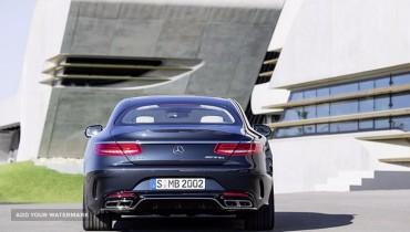 Mercedes C63 MAG SPEEDSHIFT