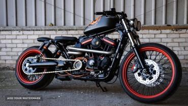 Harley-Davidson XL883