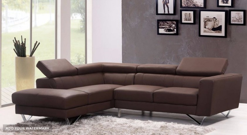 Brown Sofa