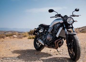 Motorcycle Yamaha